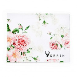 Slim Wallet - Rose Floral